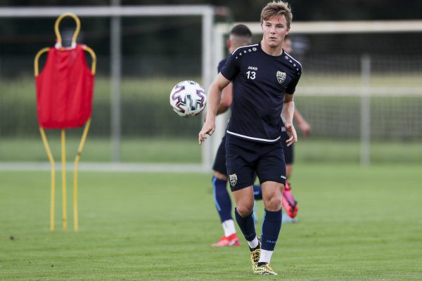 Lars Nussbaumer wechselt als Kooperationsspieler zum FC Dornbirn.gepa