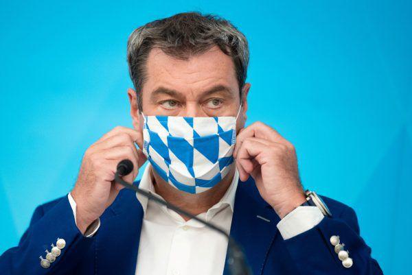 Markus Söder ist gegen Lockerungen.Reuters