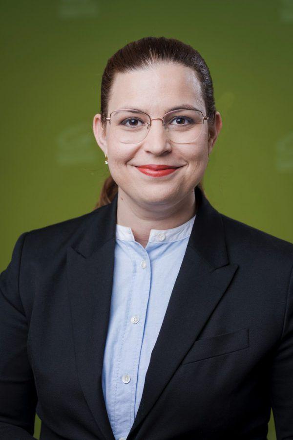 Nina Tomaselli, grüne Abgeordnete zum Nationalrat, begrüßt die geplante Gesetzesänderung.Grüne