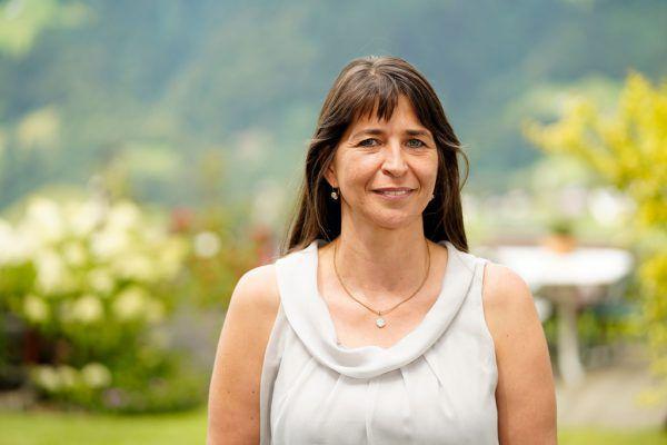 Alexandra Martin wird in Raggal Bürgermeisterin sein.privat
