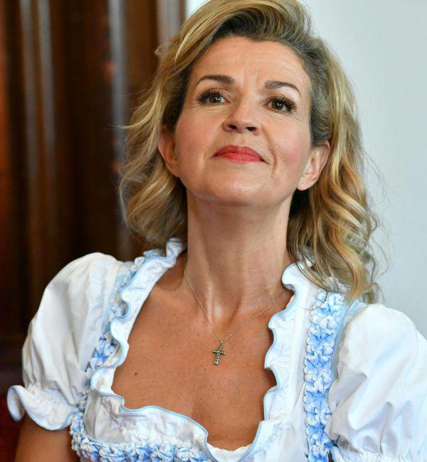 Anne-Sophie Mutter. APA