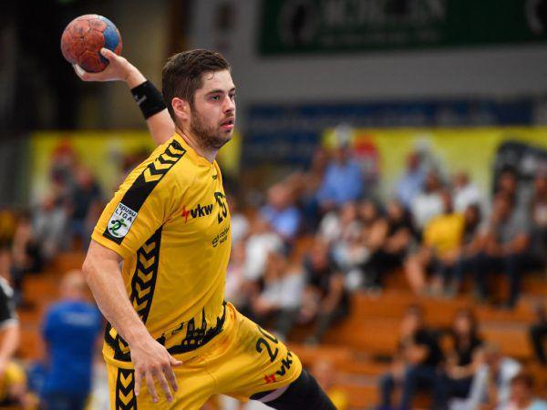 Ante Esegovic ist auf dem Weg zurück zu alter Stärke.Gepa/Lerch