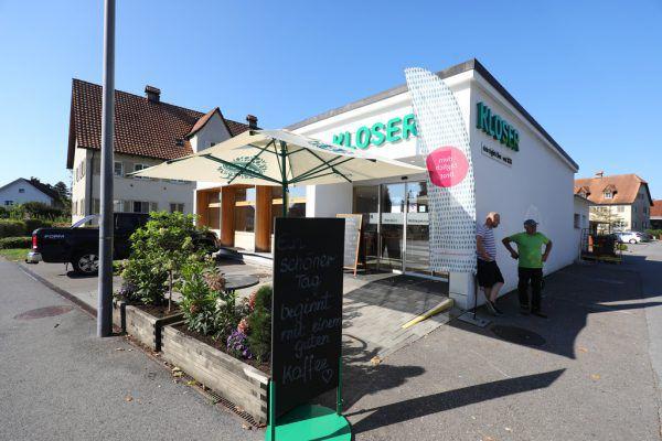 Bäckerei Kloser beschäftigt derzeit 100 Mitarbeiter.Klaus Hartinger
