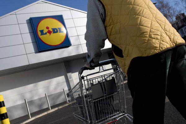Bei Lidl wird in Deutschland jetzt auch auf ein Bonusprogramm für Kunden gesetzt.Symbolbild/AFP