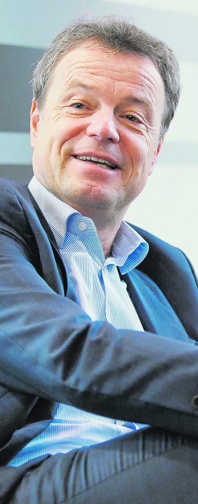 CEO Alpla Günther Lehner.Alpla/Bernd Hofmeister