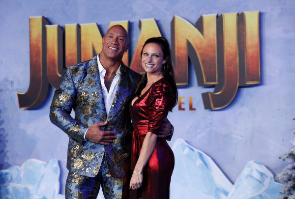 Das Ehepaar – noch gesund – im vergangenen Dezember. Reuters