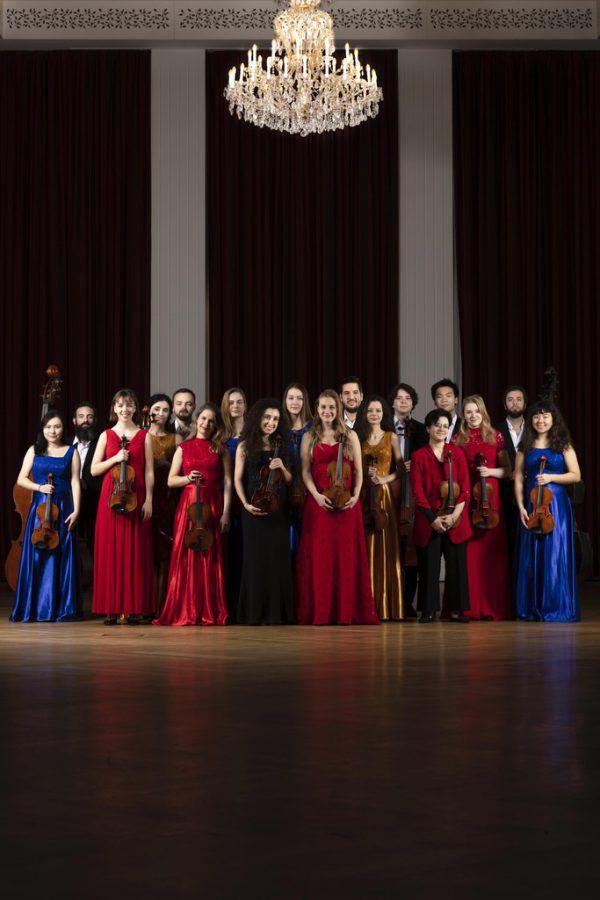 Das Ensemble Esperanza. Andreas Domjanic