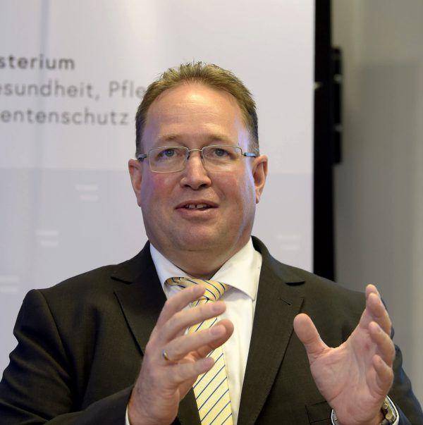 Der Leiter der Corona-Kommission: Ulrich Herzog.apa