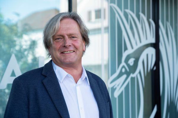 Der neue Lochauer Grünen-Bürgermeister Frank Matt. Daniel Furxer