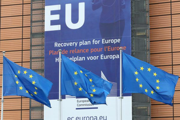 Die Europäische Union unterstützt die Mitgliedsländer beim Wiederaufbau.Reuters