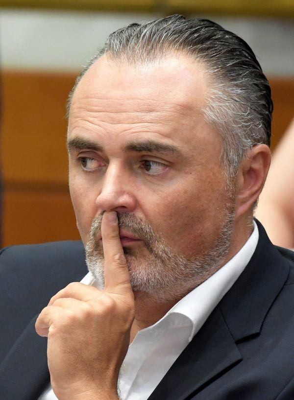 Doskozil (SPÖ) kritisiert die Regierung .APA/ROLAND SCHLAGER