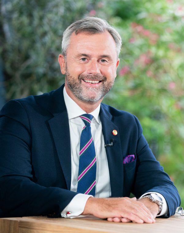 FPÖ-Chef Norbert Hofer. APA