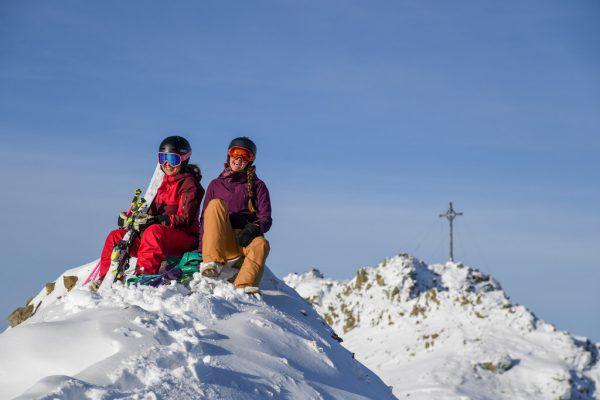 Aufgrund der Pandemie konnte heuer noch nicht Skigefahren werden. Der Skischuhhersteller Strolz hat sich für ein solches Szenario abgesichert.Oliver Lerch