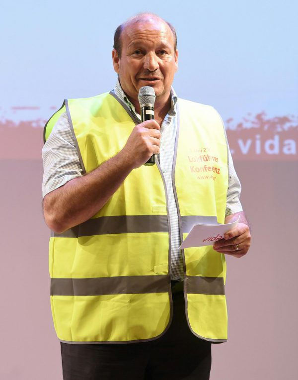 Gerhard Tauchner (vida).APA/HELMUT FOHRINGER