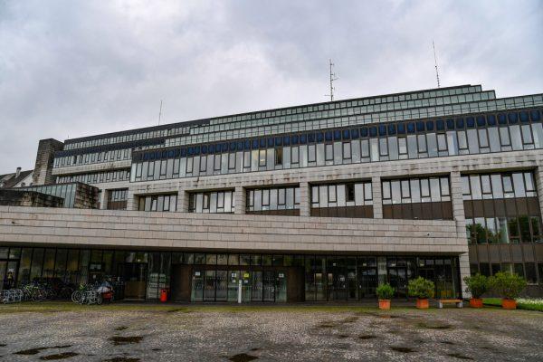 Im Montfortsaal des Landhauses fanden gestern zahlreiche Ausschusssitzungen statt.Oliver Lerch