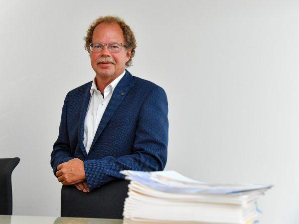 Kasseroler ist der längstdienende FPÖ-Bürgermeister.Oliver Lerch