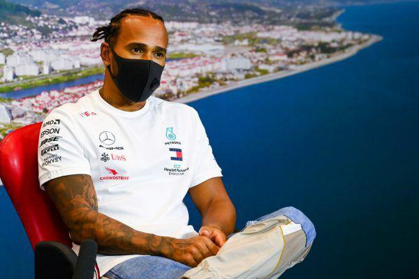 Lewis Hamilton peilt seinen Sieg Nummer 91 an. reuters