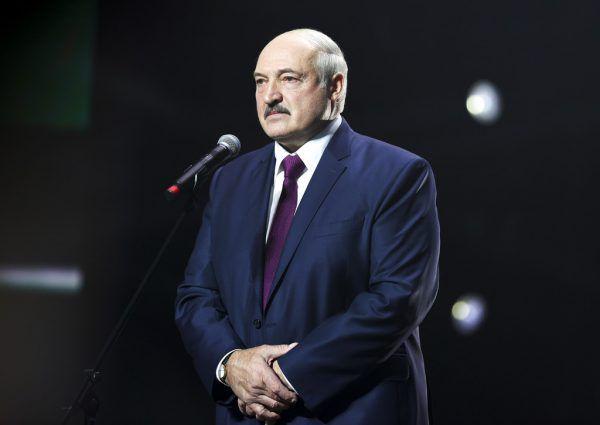 Lukashenko gilt als der letzte Diktator Europas.(AP)