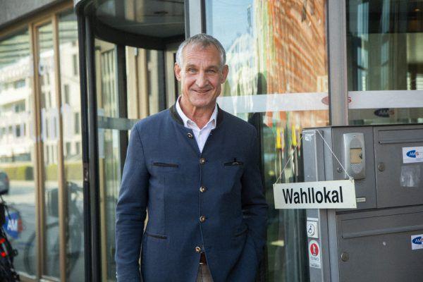 Alt-Bürgermeister Linhart.Hartinger