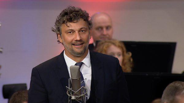 Tenor Jonas Kaufmann singt Operettenlieder. Eclair Play