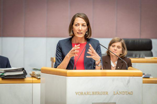 Veronika Marte ist auch im Landtag vertreten.Mauche