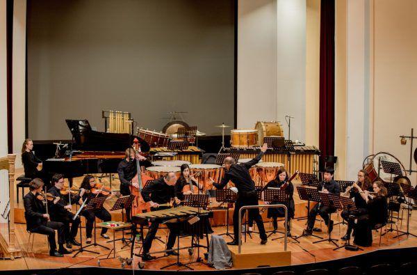 Das Ensemble PulsArt wird in dieser Form nicht so bald wieder auf der Bühne stehen.Victor Marin
