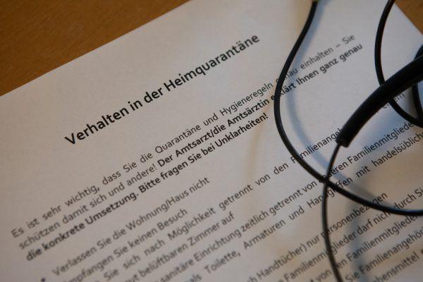 Rund 4000 positiv getestete Personen konnten telefonisch kontaktiert werden.Klaus Hartinger