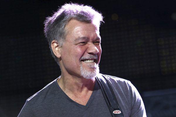 Eddie Van Halen. Ap