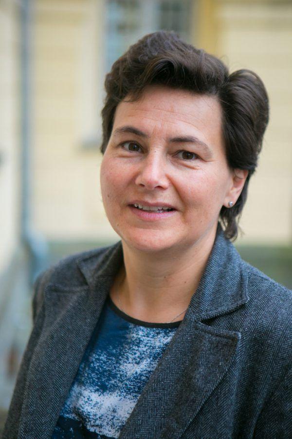 Im Clinch: Barbara Keiler vom Bundesdenkmalamt und Stadtrat Benedikt König (VP).hartinger