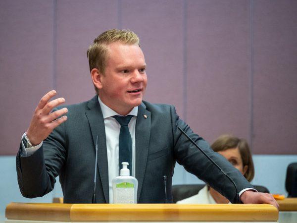 Christof Bitschi will Antworten zur Pflegelehre.Lerch