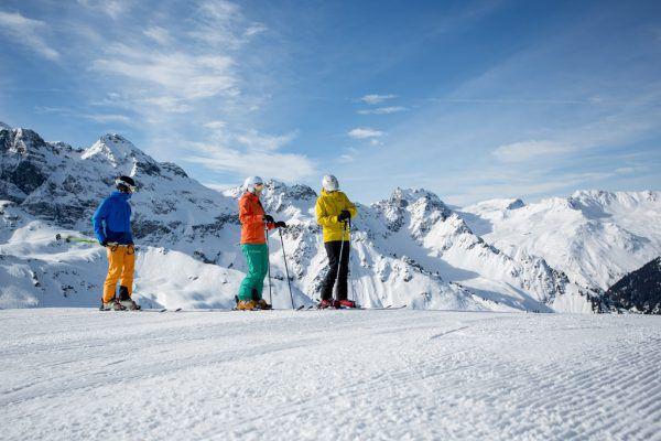 Immer weniger KInder und Jugendliche fahren Ski.Zangerl (2)
