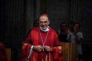 Missbrauchsskandal: Wirbel um Buch des Ex-Erzbischofs von Lyon