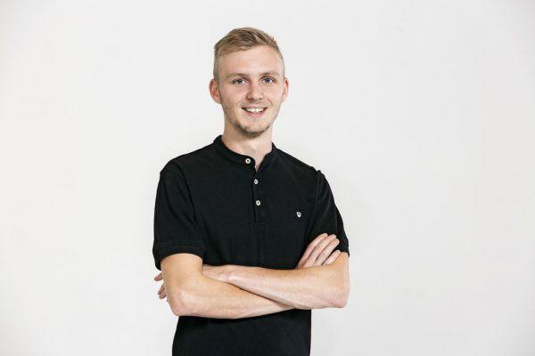 Laurin Bernhart hat seine Ausbildung abgeschlossen.NEUE