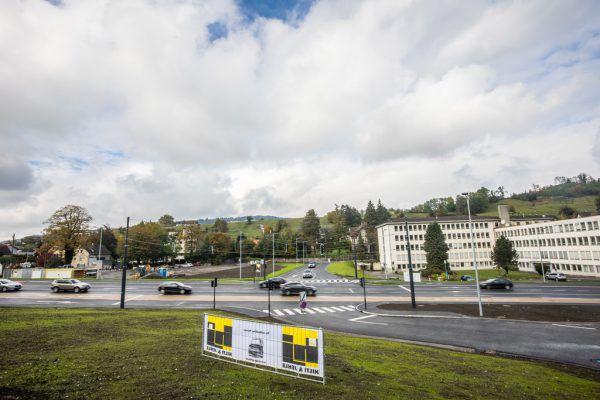 Millionen-Bau: Bis zu 70 Millionen Euro kann der Ersatzneubau der Rheinbrücke zwischen Hard und Fußach kosten. Steurer