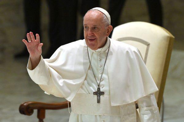 Schulabbruch: Mit einem globalen Pakt möchte Papst Franziskus verhindern, dass Millionen Kinder die Schule abbrechen.AFP