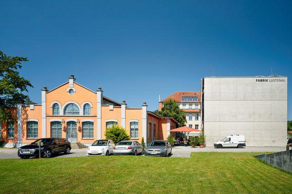 So schaut die Fabrik heute aus.Christoph Pallinger(2)