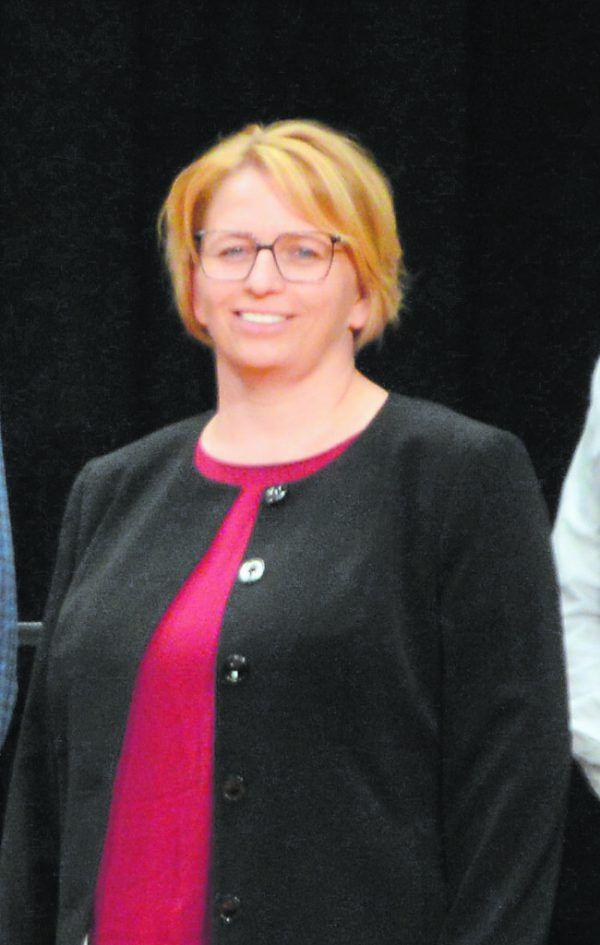Susanne Knünz-Kopf.Gemeinde
