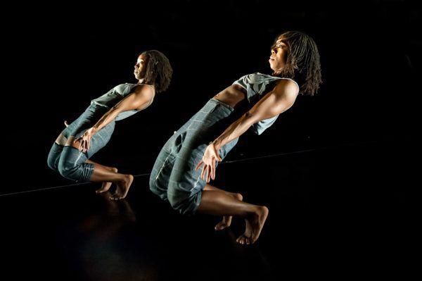 Alleyne Dance aus Großbritannien hätten das Festival Ende nächster Woche abschließen sollen, unten Festivalleiter Günter Marinelli.Lidia Crisafulli, Sagmeister