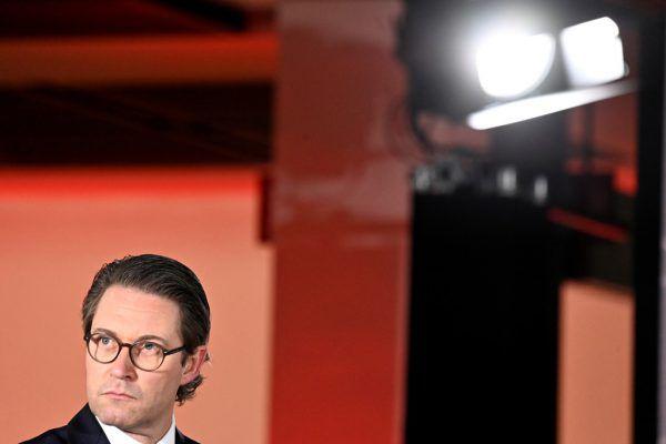 Andreas Scheuer (CDU).Reuters