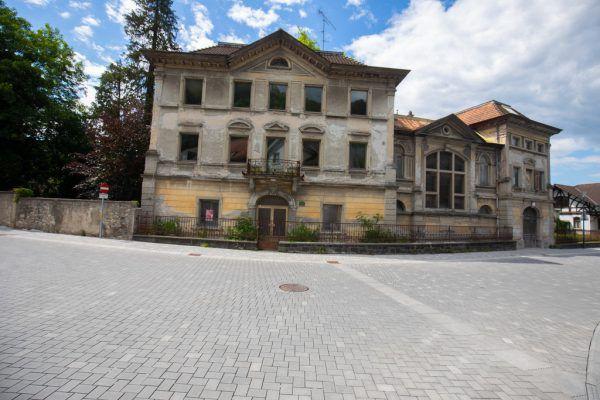 Aus der Villa Iwan und Franziska Rosenthal wird ein Literaturhaus.Klaus Hartinger