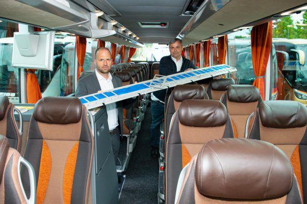 Bei Hehle Reisen wurde ein neuer Filter entwickelt.VLK/Serra