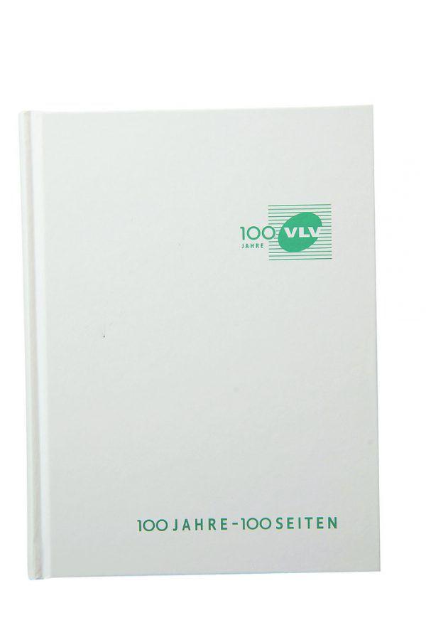 Das Cover des VLV-Buches zum 100-jährigen Bestehen.Hartinger