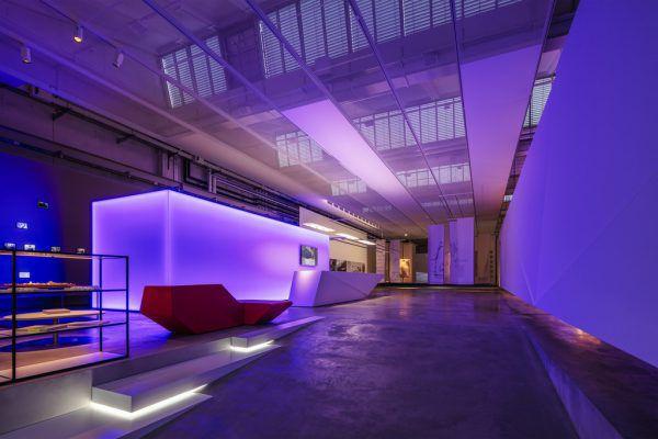 Das Zumtobel Lichtforum wurde gestern offiziell eröffnet.Zumtobel Group
