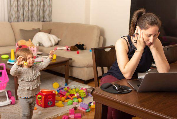 Der Druck auf Familien steigt. Shutterstock