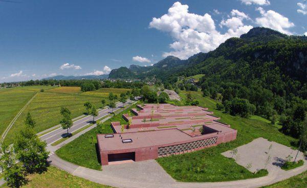 Der Islamische Friedhof in Altach. NEUE