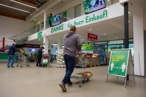 Die Eigentumsverhältnisse bei der BayWa Vorarlberg ändern sich. Auf das Alltagsgeschäft wirkt sich das jedoch nicht aus.Archivbild/Hartinger