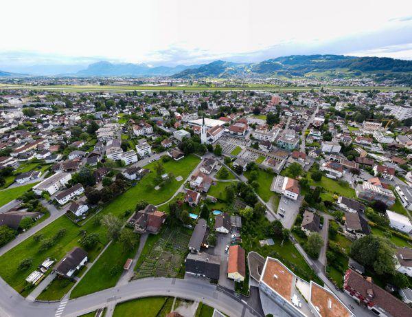 Die Parteien in Lustenau wollen in Sachen S 18 an einem Strang ziehen.