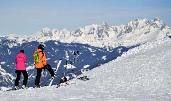 Diskussion um Skiurlaub.APA
