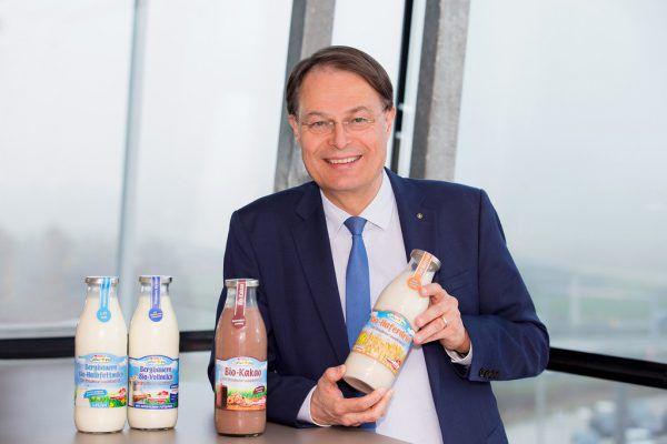 Gerhard Drexel, Vorstandsvorsitzender bei Spar.Spar