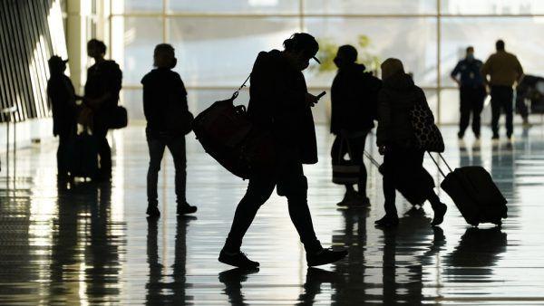 Geschäftsreisen sind durch die Corona-Pandemie deutlich rückläufig.AP